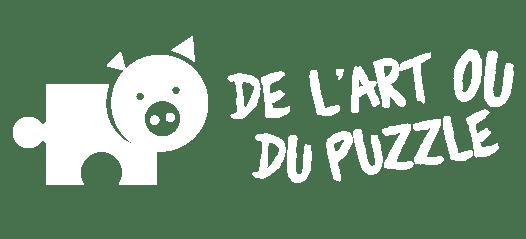 De l'Art ou du Puzzle Logo
